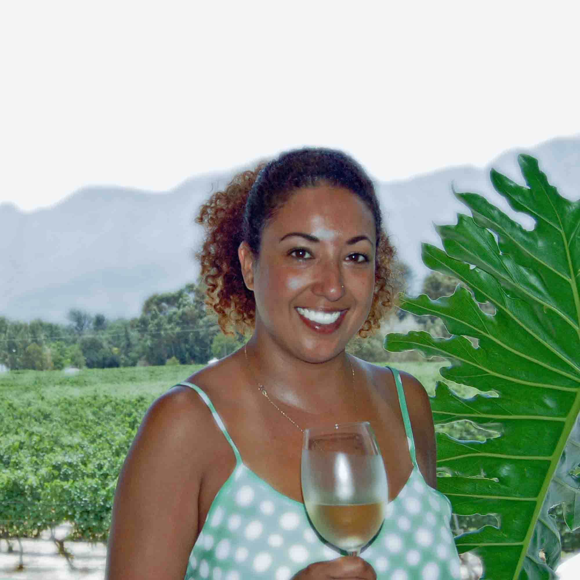 Natalie Davids Founder of Sippers and Spitters