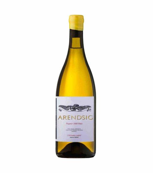 Arendsig Viognier vegan white wine